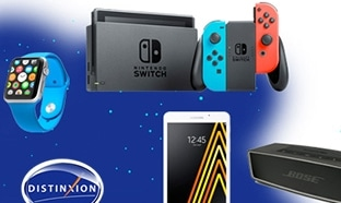 Jeu Distinxion Autos : 67 lots (Nintendo Switch, Apple Watch…)
