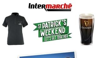 Jeu Intermarché St Patrick's Week-end : 502 cadeaux à gagner