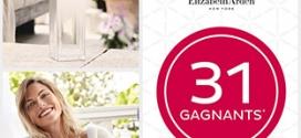 Jeu Nocibé Noci-Quiz : 31 parfums Elizabeth Arden à gagner