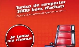 Jeu The Voice : 1000 bons d'achat Casino de 5€ à gagner