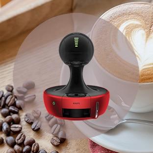 Test de la machine à café Dolce Gusto Krups Drop : 50 gratuites