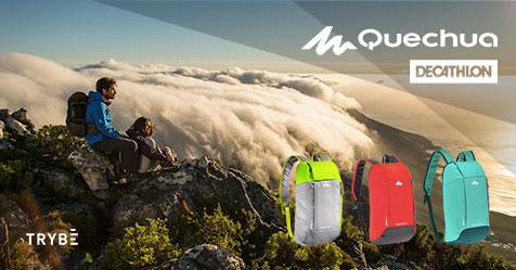 testez le sac à dos Arpenaz de Quechua (Decathlon)