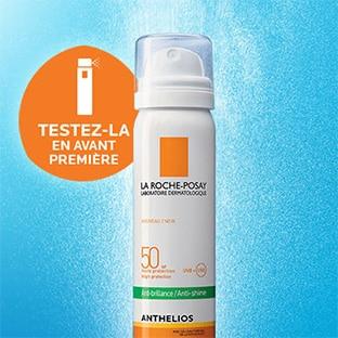 Test La Roche-Posay : 1000 brumes Anthelios SPF 50 gratuites