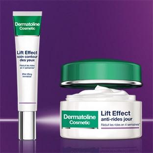 Test Dermatoline Cosmetic : 200 soins Lift Effect gratuits