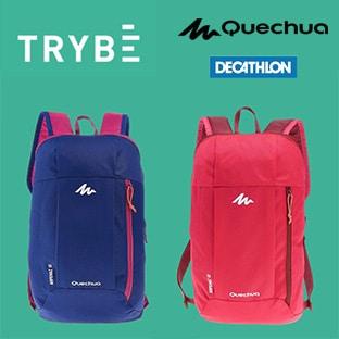 Test Trybe : Sacs à dos Arpenaz de Quechua gratuits
