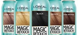 Test du spray Magic Retouch de L'Oréal : 300 gratuits
