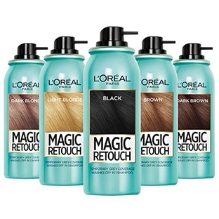 Test du spray Magic Retouch de L'Oréal : 300 gratuits