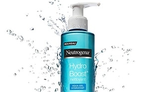 Test Neutrogena : 100 nettoyants Hydro Boost gratuits