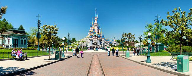 Gagnez des entrées et des séjours aux parcs Disney