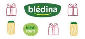 Blédiclub : Bons de réduction Blédina et cadeaux de fidélité
