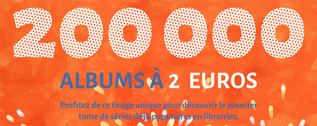 48H BD : 2€ la bande dessiné