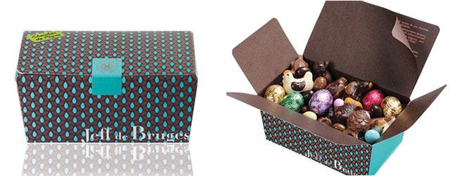 remportez 1kg de chocolats de Pâques Jeff de Bruges
