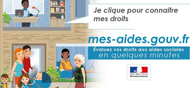 calculez le montant des aides avec le site Mes-aides.gouv.fr