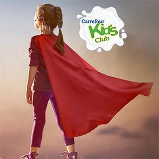 Carrefour Kid's Club : Avantages et cadeau d'anniversaire gratuit
