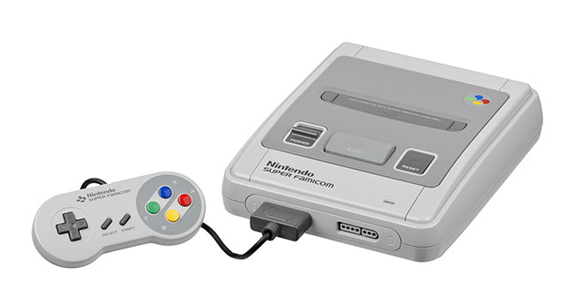 Nintendo : Super NES (SNES)