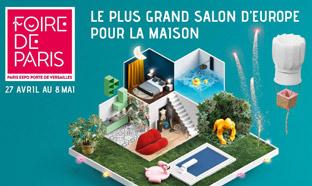Invitations gratuites Foire de Paris 2018 : Billets offerts