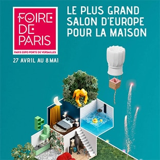 invitations gratuites foire de paris 2018 billets offerts. Black Bedroom Furniture Sets. Home Design Ideas