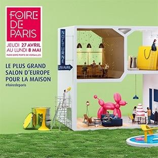 invitations gratuites foire de paris de 22 39 000 billets offerts. Black Bedroom Furniture Sets. Home Design Ideas