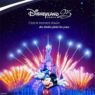 E Leclerc Jeu Disney : 1'200 billets et 1 séjour Disneyland Paris
