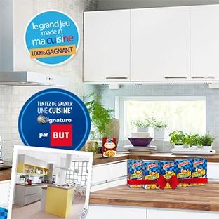 jeu lustucru 100 gagnant 1 cuisine et 1290 lots gagner. Black Bedroom Furniture Sets. Home Design Ideas