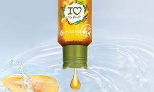 Jeu Yves Rocher : 100 gels douche concentrés à gagner