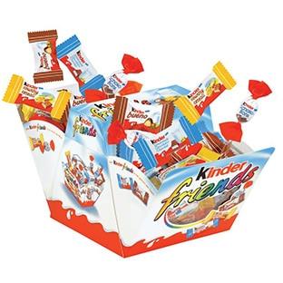 Jeu Flunch : 40 boîtes de Kinder et Ferrero Rocher à gagner