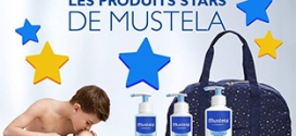 Jeu Les produits stars Mustela : 30 vanity étoilés à gagner