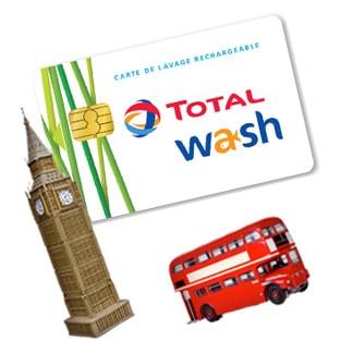 Jeu Total : 1 séjour et 100 cartes Total Wash à gagner