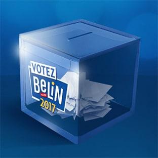 Jeu Votez Belin 100% gagnant : 101'001 cadeaux à gagner