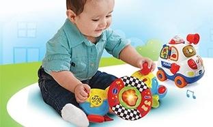36 jouets d'Eveil Tut Tut Bolides de VTech à gagner
