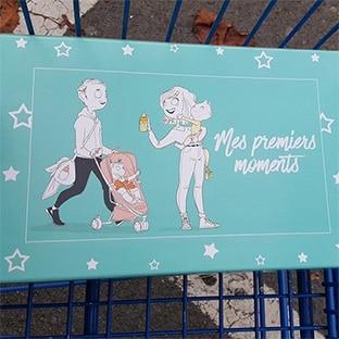 Club bébé Leclerc : Trousse de naissance gratuite en magasin