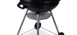 Promo Castorama : Barbecue rond pas cher