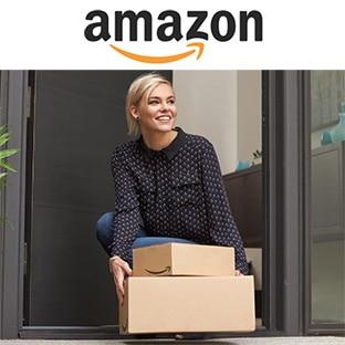Bon de réduction Amazon de 5€ offert en téléchargeant l'appli