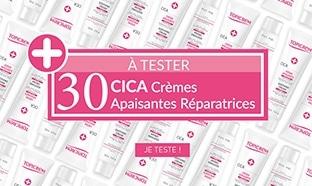 Test de la Cica Crème Apaisante de Topicrem : 30 gratuites