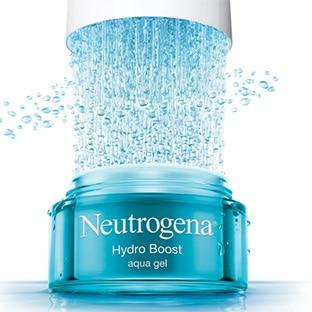 Échantillons gratuits de l'aqua-gel Hydro Boost de Neutrogena