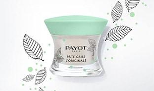 Test Payot : 100 duos Pâte Grise anti-imperfections gratuits
