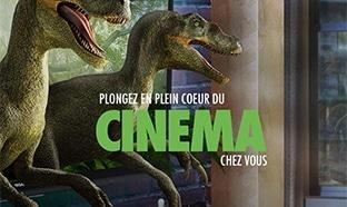 Jeu Carrefour fait son cinéma : 100 lots (voyage, TV, PS4 ...)