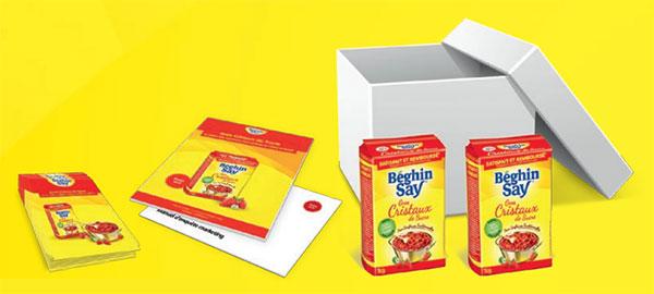 testez gratuitement le sucre Gros Cristaux de Béghin Say