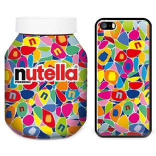 Coque unique Nutella offerte pour un pot collector acheté