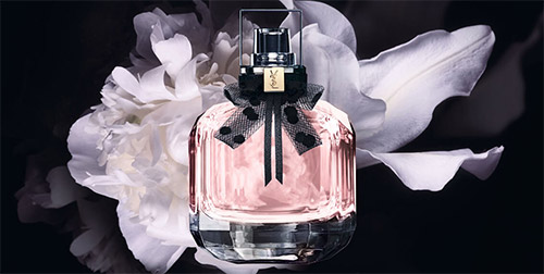 Recevez un échantillon du parfum Mon Paris d'Yves Saint Laurent