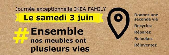 IKEA : Ensemble, nos meubles ont plusieurs vies