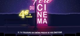 Fête du cinéma 2017 : Date, tarif, contremarques BNP Paribas