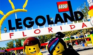 Jeu Intermarché Unilever : Séjours Legoland, Center Parcs...