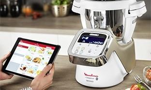 Jeu Moulinex : Robots culinaires à gagner (i-Companion, ...)
