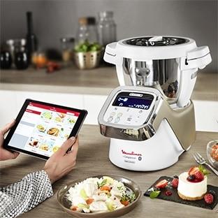 Jeu Moulinex : Robots culinaires à gagner (Companion XL, …)