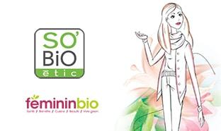 Jeu La Miss Bio 2019 : 100 lots de cosmétiques SO'BiO étic