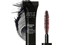 Mini Mascara Make Up For Ever gratuit chez Sephora