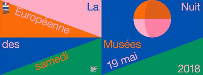 Nuit des Musées 2018 : Gratuit le samedi 19 mai