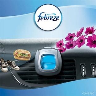 Bon de réduction Febreze Car : Désodorisant presque gratuit