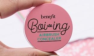Test Benefit : 100 anti-cernes Boi-ing Airbrush gratuits